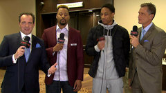 DeRozan says weekend is busy, but extremely fun