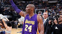 Special weekend for Kobe