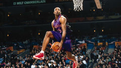 Poetry in Slow-Motion - Vince Carter Dunk Contest Rewind