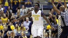 NCAA: (11) Oregon 63, Cal 83
