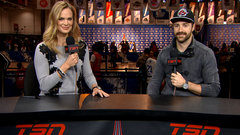 Hinchcliffe loves how Toronto has embraced the All-Star game