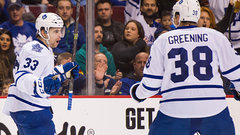 NHL: Maple Leafs 5, Canucks 2