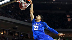 Must See: College basketball's Saturday dunkfest