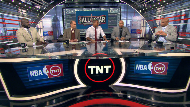Cabbie Presents: Inside The NBA on TNT