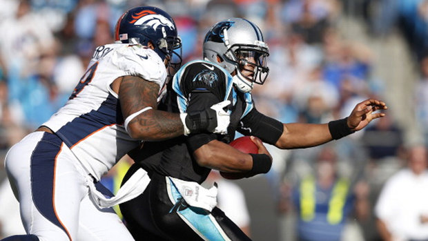 Can Denver's defence shut down Cam Newton?