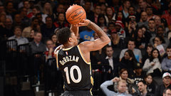 DeRozan selected as East All-Star reserve