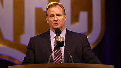Goodell addresses NFL players retiring young