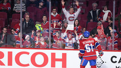 Gagnon on fan angst in Montreal