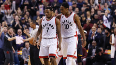 Raptors have ''unbelievable backcourt''