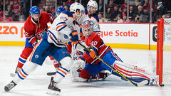 McDavid subdued by Canadiens' defence