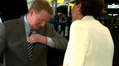 Must See: Goodell attempts the dab
