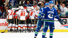 Flames, Canucks set to renew rivalry