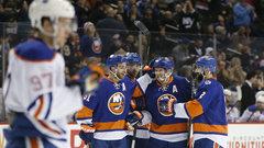 NHL: Oilers 1, Islanders 8