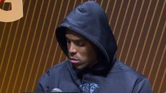 Must See: Newton walks off podium, Young disappointed