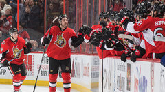 Sens benefiting from Stone's solid play