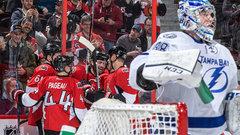 NHL: Lightning 1, Senators 5