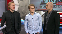Nylander family opens up about careers