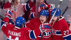 NHL: Lightning 2, Canadiens 4