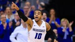NCAA: (5) Xavier 56, Creighton 70