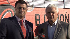 Buono on free agent signings, what's next for B.C