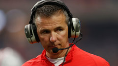 Ohio State's Meyer derides new texting rule