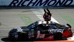 NASCAR Richmond weekend recap