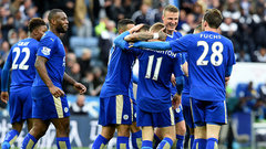Leicester City set to complete remarkable season at Old Trafford