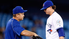 What's wrong with the Jays' pitching?