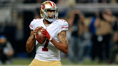 Will Kaepernick be dealt at the NFL Draft?