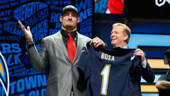 Chargers take DE Bosa with third overall pick