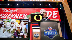 49ers take DE Buckner with seventh overall pick