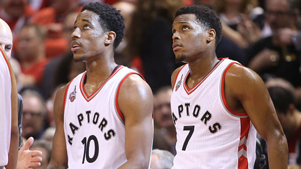 What version of DeRozan and Lowry will show up in Game 6?