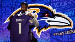 Ravens draft OT Stanley sixth overall