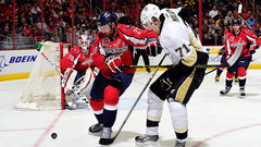 Who are the x-factors in the Caps/Pens series?