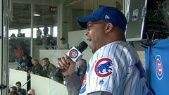Must See: Warren G' butchers 'Take Me Out To The Ballgame'