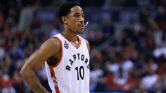 Which DeRozan will we see tonight?