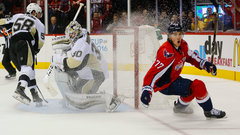 Oshie steals the spotlight in Capitals' victory