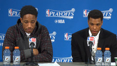 DeRozan: We'll respond like we're supposed to