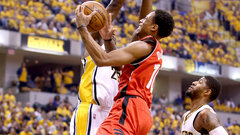 Pacers continue to make Lowry and DeRozan uncomfortable