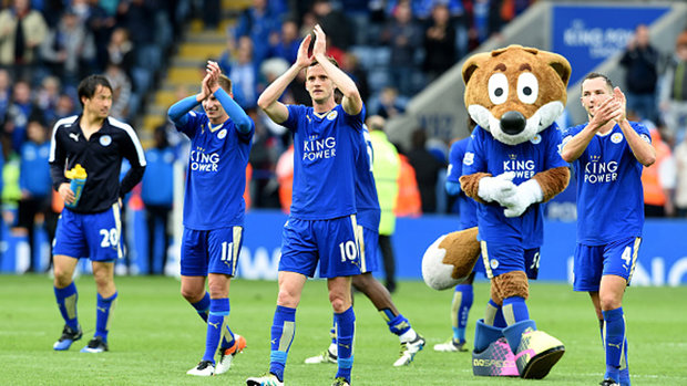 Leicester City on cusp of underdog fairy tale