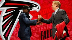 Must See: Goodell hugs with bromance on draft day
