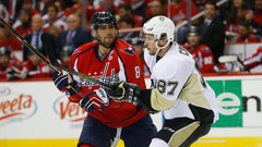 Did Ovi and Sid live up to the hype in Game 1?