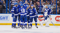 NHL: Islanders 1, Lightning 4