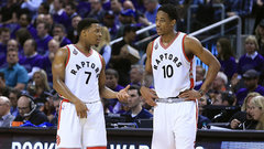 Will Lowry and DeRozan rise to the challenge?