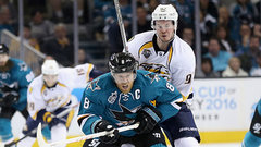 Questionable call leads to momentum shift for Sharks