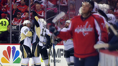 NHL: Penguins 2, Capitals 1