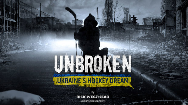 TSN Original: Unbroken - Ukraine's Hockey Dream