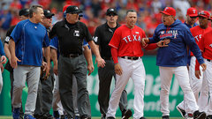 Phillips on Jays/Rangers brawl