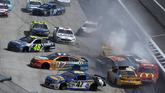 NASCAR: Dover weekend recap