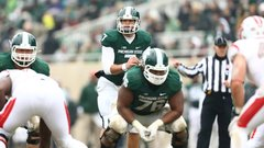 How will Michigan State replace Connor Cook?